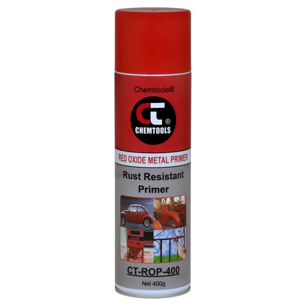 INDUSTRIAL RED OXIDE METAL PRIMER - AEROSOL