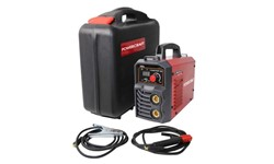 LINCOLN POWERCRAFT 185 ARC WELDER