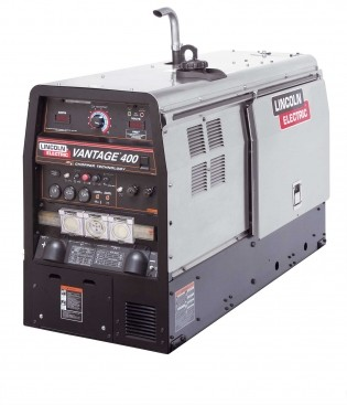 LINCOLN VANTAGE 400 ENGINE DRIVEN WELDER
