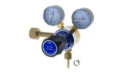 TESUCO CO2 REGULATOR - SIDE ENTRY