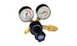 HARRIS CO2 REGULATOR 801 - SIDE INLET
