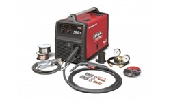 LINCOLN POWERMIG 180C WELDER