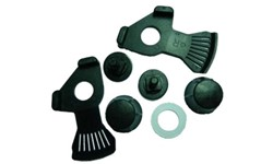 SPEEDGLAS 100 & 9000 HEAD HARNESS ATTACHMENTS