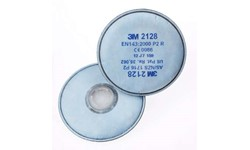 3M PARTICULATE FILTER 2128 - P2