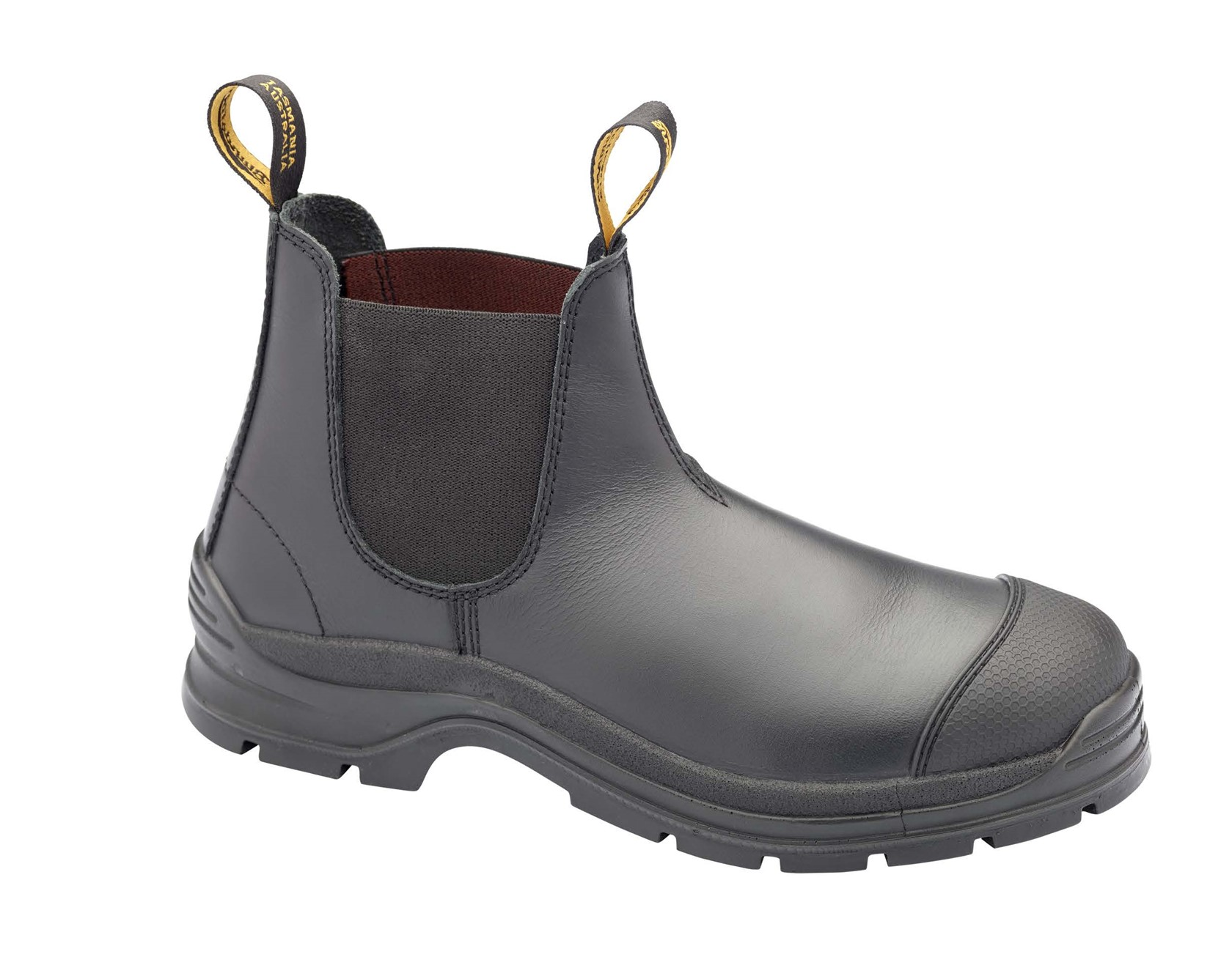 BLUNDSTONE 320 - ELASTIC BOOT - SIZE 8
