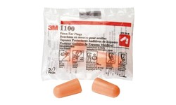 3M UNCORDED EAR PLUGS - CLASS 3