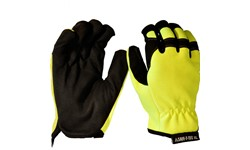 HI VIS SYNTHETIC RIGGERS GLOVE