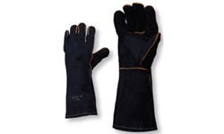 ECONOMY BLACK/GOLD WELDING GLOVE