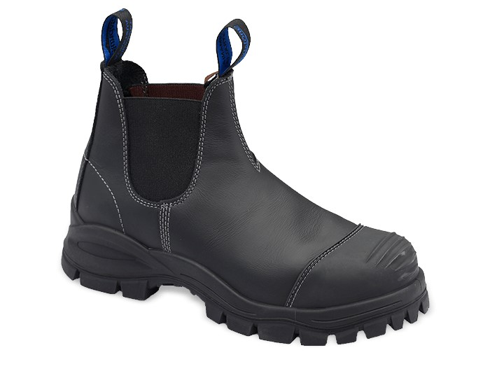 BLUNDSTONE 990 - ELASTIC SIDE BOOT - SIZE 9