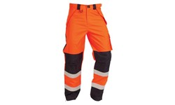 RAINTROUSERS - BISON FIRE RETARDANT
