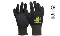 ESKO BLACK BULL HEAVY DUTY NITRILE GLOVE