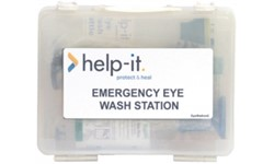 EYE WASH KIT - WALL MOUNTED BOX