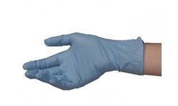 HANDPLUS+ DISPOSABLE NITRILE GLOVES - LARGE