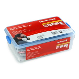 HONEYWELL SPRAY PAINTERS KIT LUNCHBOX - MEDIUM