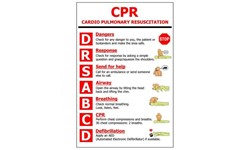 CPR INSTRUCTION SIGN