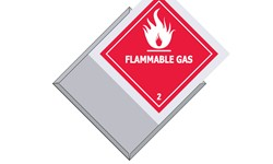 HAZCHEM SIGN PLACARD HOLDER
