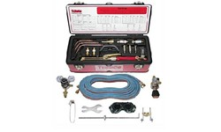TESUCO OXY/ACETYLENE GAS SET