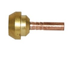 POWER CABLE FITTING - ADAPTOR/MACHINE END