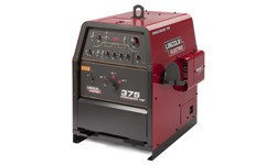 LINCOLN PRECISION TIG 375 POWER SOURCE WELDER